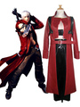 Devil May Cry Dante Halloween cosplay costume  Halloween 4292