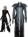 Final Fantasy VII Advent Children KADAJ Cosplay Costume Halloween 4292