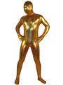 Halloween Golden Unisex Spider Lycra Bodysuit Halloween 4292
