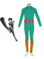 Naruto Rock Lee Cosplay Costume Halloween 4292