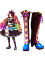 Utau Imitated Namine Ritsu Leather Cosplay Shoes 4292