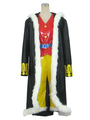One Piece Luffy Cosplay Costume The New World Version 4292
