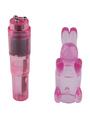Rabbit Vibrator Wand G Spot Crystal Clitoral Stimulator Sex Toys 4292