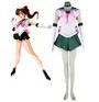 Sailor Moon Sailor Jupiter Cosplay Jumper Kino Makoto Halloween 4292