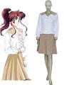 Sailor Moon Sailor Jupiter Halloween Cosplay Costume Kino Makoto Halloween 4292