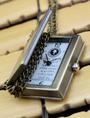 Creative Personalized Wedding Notebook Pocket Watch 4292