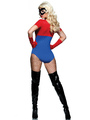 Halloween Spiderman Costume For Women 4292