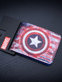 Halloween PVC Captain America Purse 4292