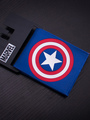 Halloween PVC Captain America Purse 4292