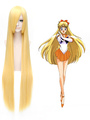 Sailor Moon Sailor Venus Cosplay Wig Straight Minako Aino 4292