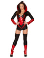 Halloween Spiderman Costume for Female 4292