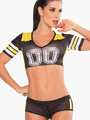 Red Fantasy Football Costume 4292