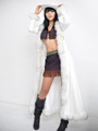 One Piece Nico Robin Halloween Cosplay Costume 4292