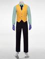 Batman Joker Halloween Cosplay Costume waistcoat 4292