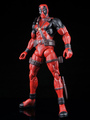 Halloween Red Deadpool PVC Model 4292