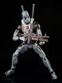 Halloween Gray Deadpool PVC Model 4292