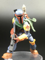 Star Wars Boba Fett PVC Anime Ornaments 4292