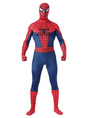 Halloween Two-Toned Spiderman Costume Cosplay Superhero Lycra Spandex Zentai Suit 4292