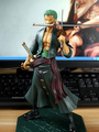 One Piece Roronoa Zoro PVC Figure  Halloween 4292