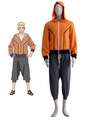 THE LAST -NARUTO THE MOVIE- Naruto Cosplay Costume 4292