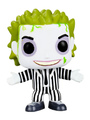 Movies Beetlejuice Vinyl Action Figure 4292