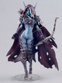 World of Warcraft Sylvanas Windrunner Figure Halloween 4292