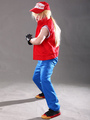 The King Of Fighters KOF Terry Bogard Halloween Cosplay Costume 4292