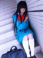 Kimi Ni Todoke From Me To You Kuronuma Sawako Sadako Cosplay Costume School Girl Uniform 4292
