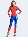 Halloween Costume Spiderman Women's Cosplay Jumpsuit 4292