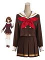 Sound! Euphonium Oumae Kumiko Cosplay Costume School Girl Uniform 4292