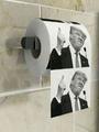 Trump Toilet Paper Halloween US President Donald Trump Paper Costume Accesories Halloween 4292