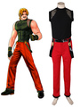 The King Of Fighters KOF Omega Rugal Cosplay Costume 4292