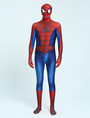 Halloween Spiderman Zentai Lycra Spandex Catsuit Full Body Cosplay Costume Halloween 4292