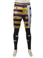 DC Comics Suicide Squad Joker Cosplay Leggings 4292