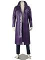 DC Comics Suicide Squad Joker Cosplay Jacket Only Overcoat 4292