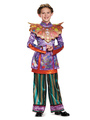 Alice In Wonderland Costume Girls Lilac Pants With Top And Accessories 4292