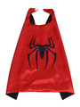 Spider Man Costume Red Cloak For Boys Halloween 4292