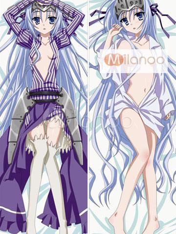 Milanoo UK  Koreha Zombie Desuka Miyuko Polyester 50*150cm Anime Body Pillow