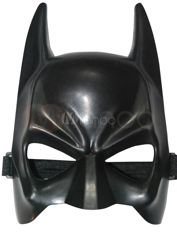 Hard Plastic Batman Mask