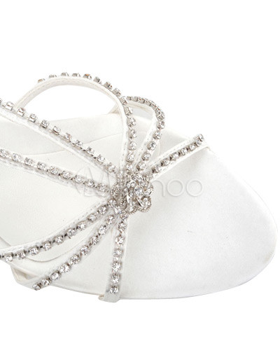 Wedding Wedge Sandals no 4