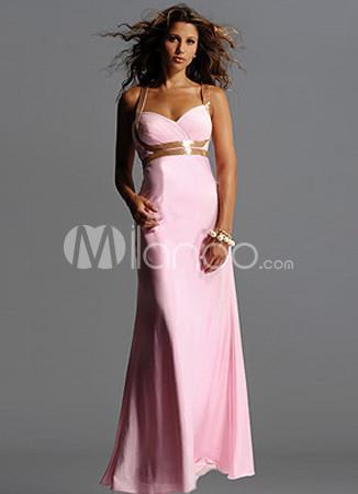 Pink Sweet Prom Dress