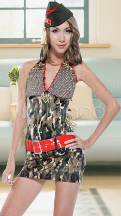 Sexy Army Girl Costume. We deliver to over 170 countries worldwide.
