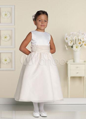 Детские свадебные платья L193