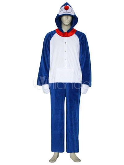 Doraemon Cosplay Costume