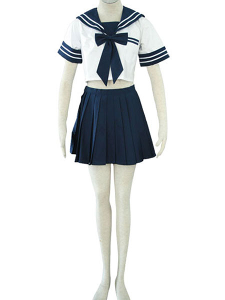 Uniforme scolaire de costume marin
