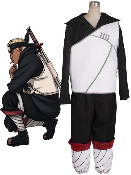 Naruto Omoi Cosplay Costume