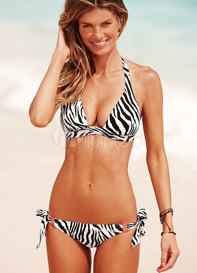 cute standard two piece bikini