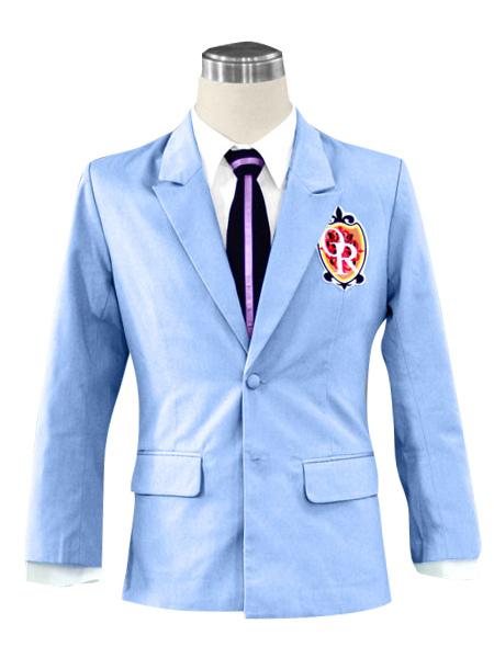 Ouran high school host club suoh tamaki cosplay jacket milanoo com
