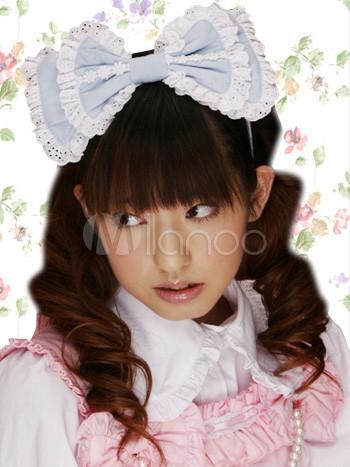 : / Lolita Specials / Lolita accessoires et coiffures de Lolita