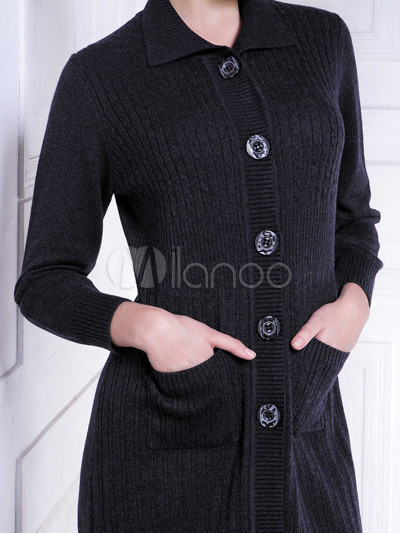 Womens Long Sweater Coats